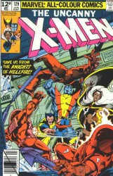X-Men #129 1st Kitty Pryde!