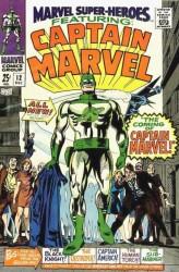 Marvel Super-Heroes #12