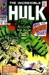 Incredible Hulk #102