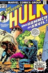 Incredible Hulk #182