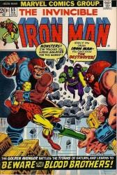 Iron Man #55