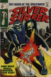 Silver Surfer #5