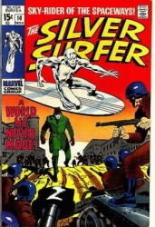 Silver Surfer #10