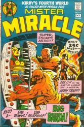 Mister Miracle #4 1st Big Barda!