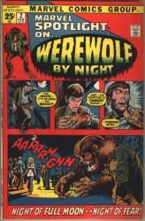 Marvel Spotlight #2 1st Werewolf by Night!!