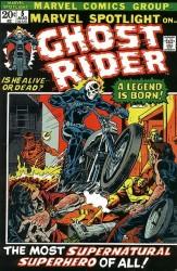 Marvel Spotlight #5 1st Ghost Rider!