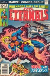 ETERNALS 3 1st SERSI Female Main Hero NEW MOVIE 1976 AVENGERS Member CGC NM 9.2