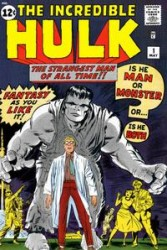 Incredible Hulk #1