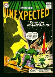 Item: Tales Of The Unexpected #41 NM- 9.2