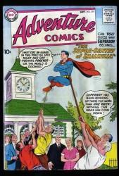 Item: Adventure Comics #252 VG/FN 5.0