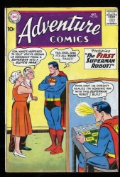 Item: Adventure Comics #265 VG- 3.5