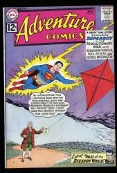 Item: Adventure Comics #296 VG/FN 5.0