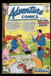 Item: Adventure Comics #297 GD/VG 3.0