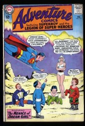 Item: Adventure Comics #317 GD- 1.8