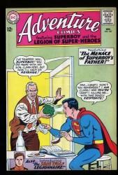 Item: Adventure Comics #327 VG/FN 5.0