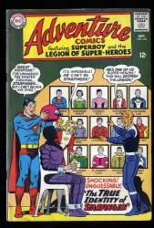 Item: Adventure Comics #336 VG 4.0