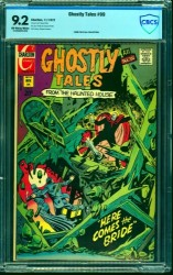 Ghostly Tales #99 CBCS NM- 9.2 Off White to White