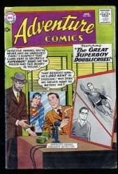 Adventure Comics #263 VG 4.0