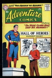 Adventure Comics #268 FN 6.0