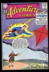 Adventure Comics #296 VG/FN 5.0