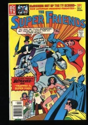 Super Friends  #2 NM+ 9.6 Batman Wonder Woman Superman!