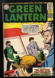 Green Lantern #17 VG+ 4.5