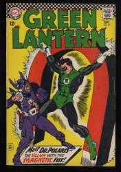 Green Lantern #47 VG 4.0