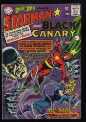 Brave And The Bold #61 VG+ 4.5