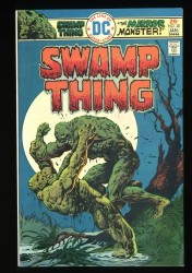 Swamp Thing #20 NM 9.4 White Pages