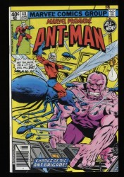 Marvel Premiere #48 VF+ 8.5 Comics Ant Man!
