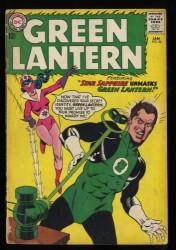 Green Lantern #26 GD- 1.8 DC Comics