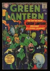 Green Lantern #46 GD/VG 3.0 DC Comics