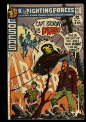 Our Fighting Forces #135 VF/NM 9.0