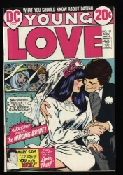 Young Love #101 VF 8.0