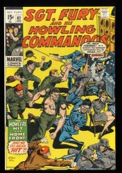 Sgt. Fury and His Howling Commandos #82 VF/NM 9.0 Marvel Comics