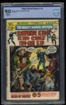 Mighty Marvel Western #16 CBCS VF/NM 9.0 White Pages