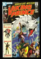 DC Special #12 NM 9.4 Viking Prince!