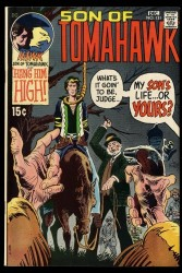 Tomahawk #131 VF+ 8.5 White Pages (Former CGC VF/NM 9.0)