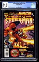 Amazing Spider-Man (1999) #20 CGC NM/M 9.8 White Pages 100 Page Monster!