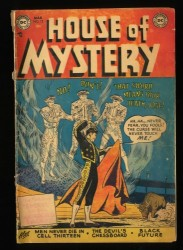 House Of Mystery #12 GD 2.0 DC Comics