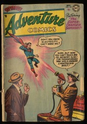 Adventure Comics #194 GD 2.0 DC Superman