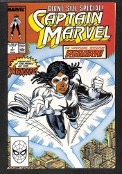 Captain Marvel #1 NM 9.4 Giant-Size Special 1st Monica Rambeau Solo!