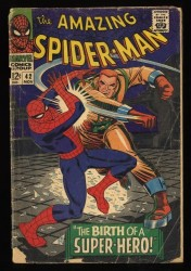 Amazing Spider-Man #42 GD 2.0 1st Mary Jane Watson! Marvel Comics Spiderman