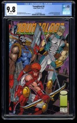 Youngblood #0 CGC NM/M 9.8 White Pages