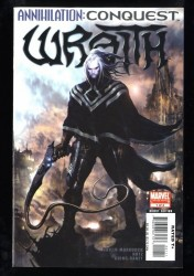 Annihilation Conquest Wraith #1 VF 8.0