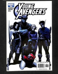 Young Avengers #6 VF/NM 9.0 1st Cassie Lang as Stature!