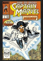 Captain Marvel #1 VF+ 8.5 Giant-Size Special 1st Monica Rambeau Solo!