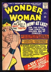 Wonder Woman #159 FN 6.0 White Pages
