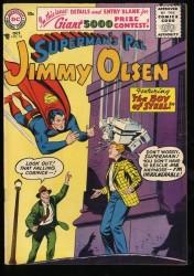 Superman's Pal, Jimmy Olsen #16 FN+ 6.5