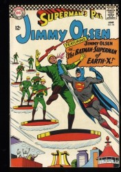 Superman's Pal, Jimmy Olsen #93 VF- 7.5 Massachusetts Batman!